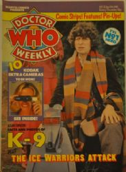 Dr Who Weekly #13